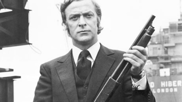 Get Carter, Michael Caine