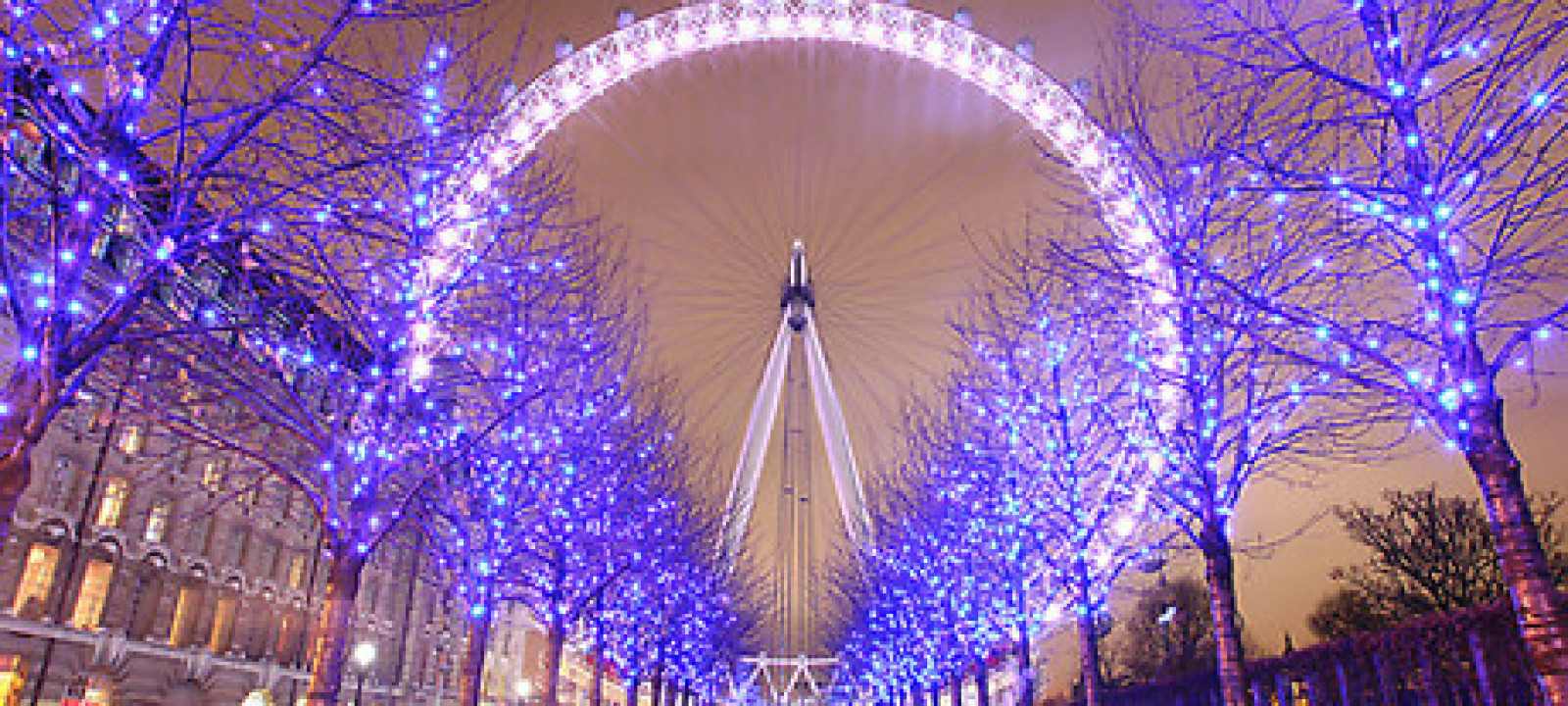 London Eye Free Wallpaper