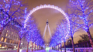 London Eye, Free Wallpaper