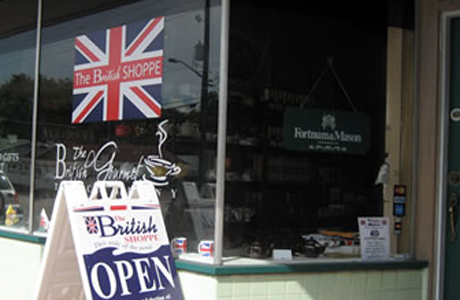 The British Shoppe