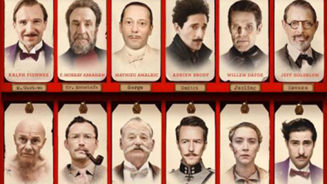 The Grand Budapest Hotel, 460×300