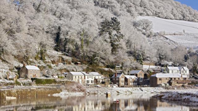 Winter, Wales