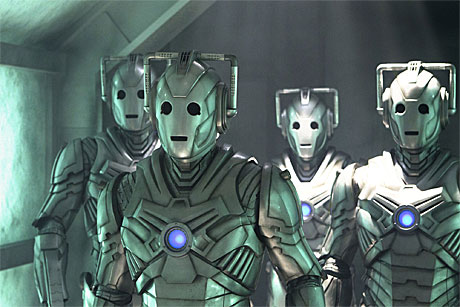 Cybermen - The Time of the Doctor