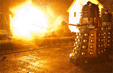 Daleks - The Time of the Doctor