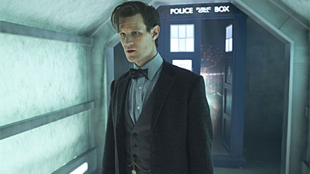 The Doctor – The Time of the Doctor