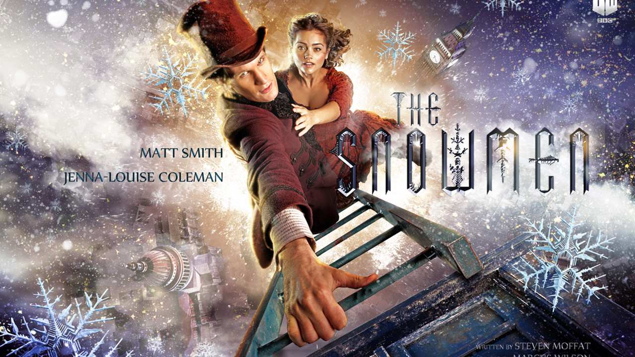 2012: THE SNOWMEN What Happened? Christmas Eve 1892 and the falling snow is the stuff of fairytales. When the fairytale becomes a nightmare and a chilling menace threatens Earth, an unorthodox young governess, Clara, calls on The Doctor for help. But The Doctor is in mourning, reclusive and determined not to engage in the problems of the universe. As old friends return, will The Doctor really abandon humankind or will he fight to save the world – and Christmas – from the icy clutches of this mysterious menace.