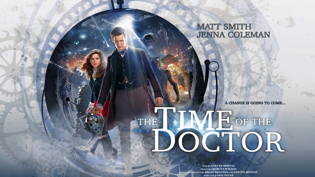 2013: THE TIME OF THE DOCTOR