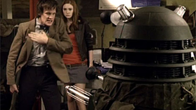 Doctor Who – Victor of the Daleks