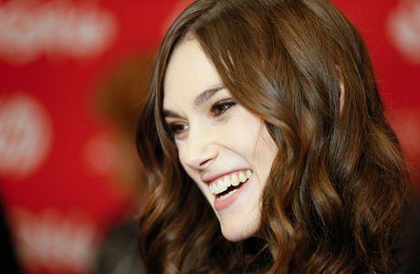 Keira Knightley at Sundance for 'Laggies' (Photo: Danny Moloshok/Invision/AP)