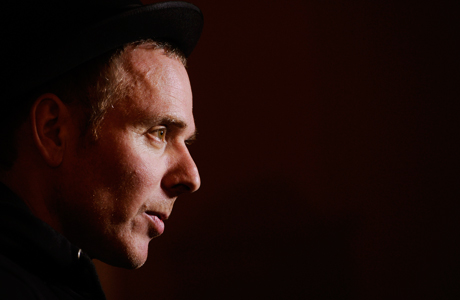 Stuart Murdoch, frontman of Belle & Sebastian, at the Sundance Film Festival. (Photo: Chris Pizzello/Invision/AP)