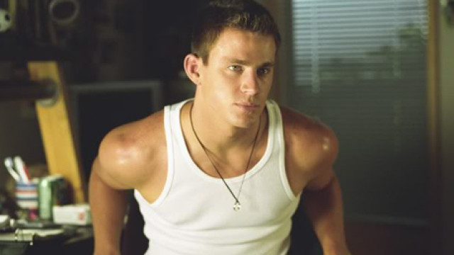 Channing Tatum, Wife Beater