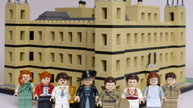 Downton Abbey, Lego