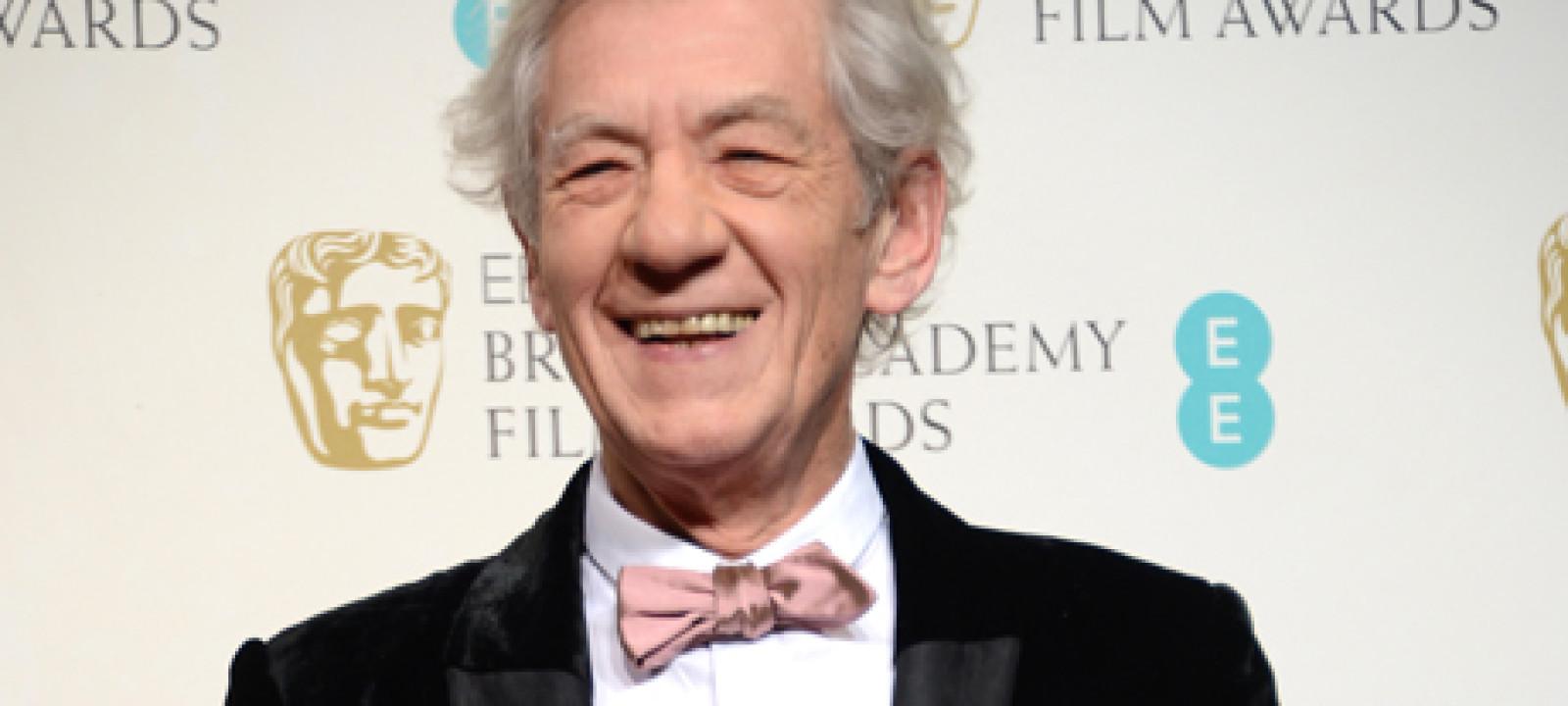 EE British Academy Film Awards, Press Room, Royal Opera House, L