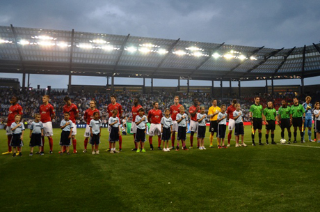 On May 28, the Menace faced eventual MLS Cup champion Sporting KC. (MS)