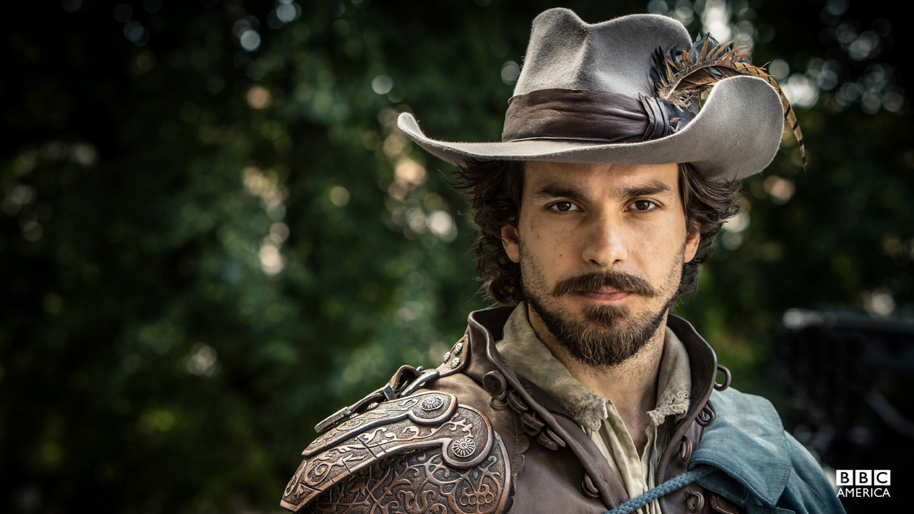 Charming but deadly, a great lover and a great fighter - Aramis is a man of fascinating contrasts.