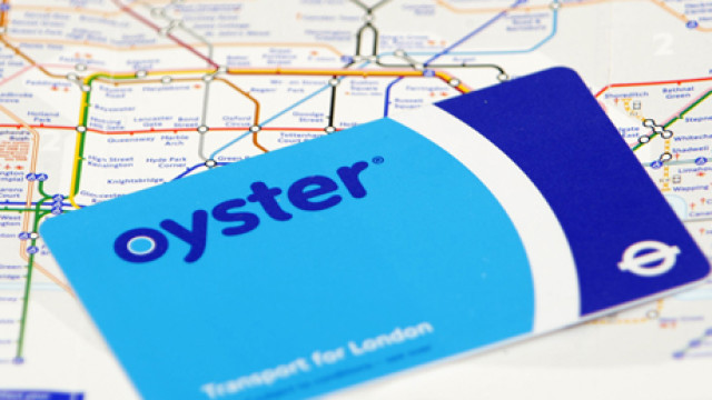 Oyster card marks 10th anniversary