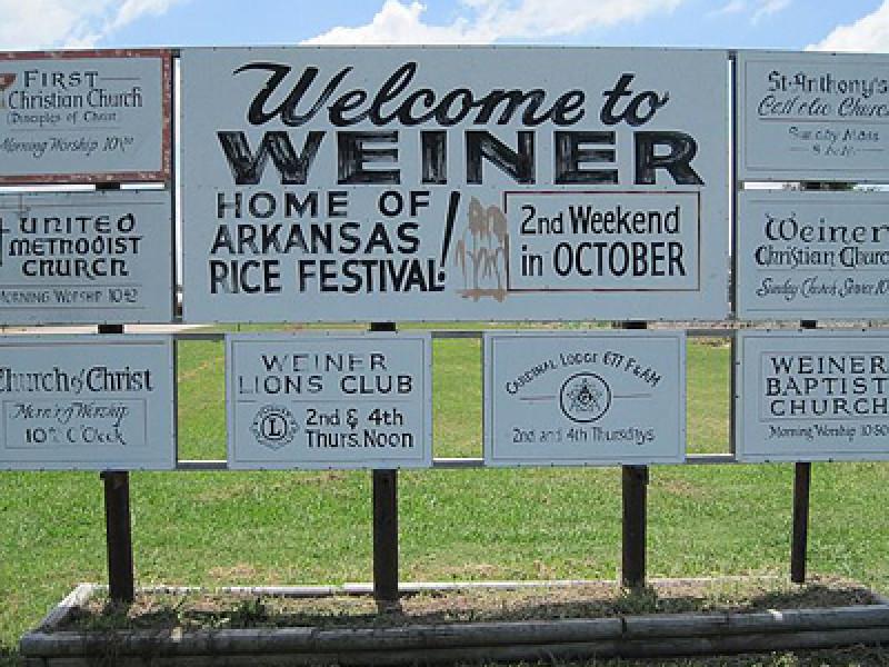 Weiner, Arkansas