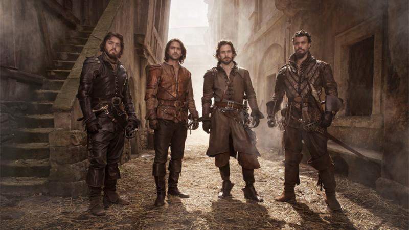 Peter Capaldi – Musketeers