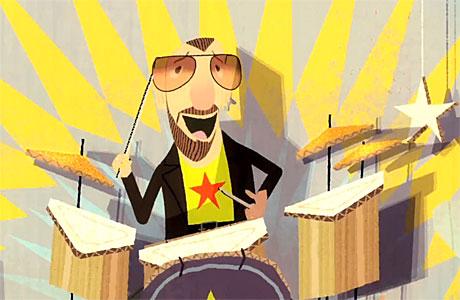 Ringo: Drum and drummer