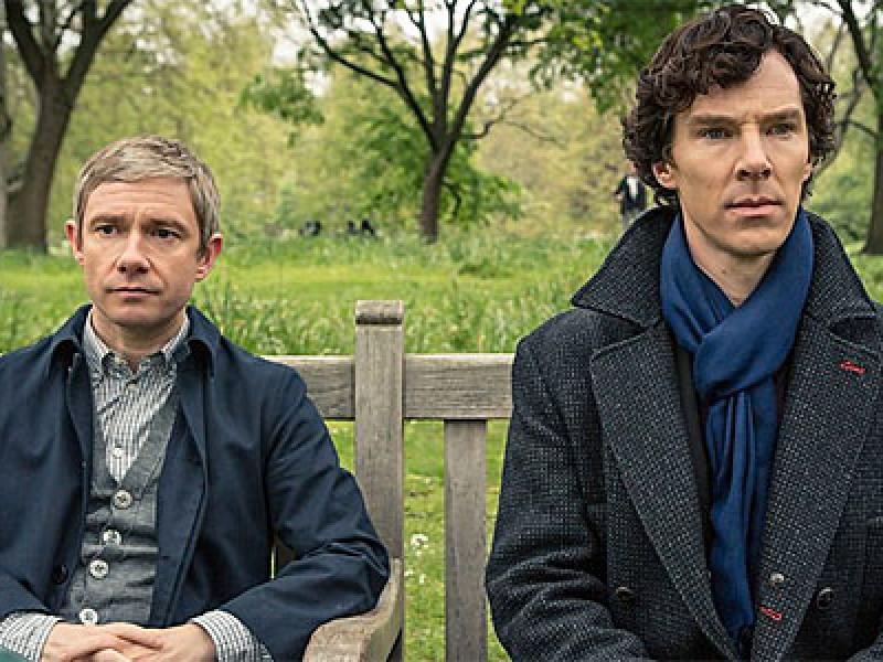 Sherlock: The Sign of Three