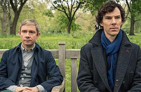 "'Sherlock: ""The Sign of Three"""