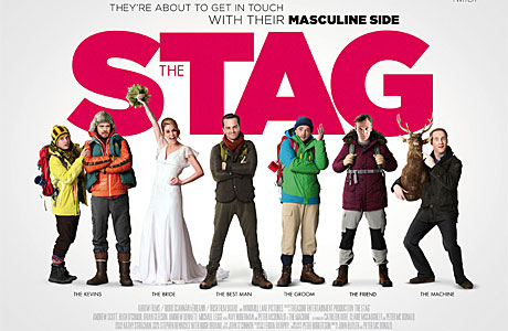 'The Stag' poster
