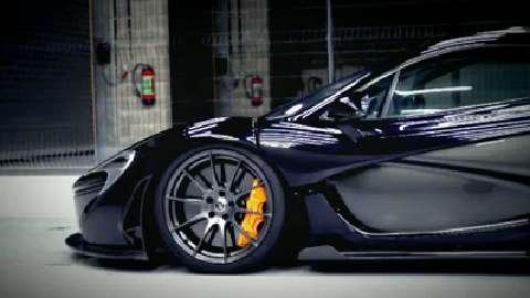 McLaren P1 Drive   Top Gear   BBC America
