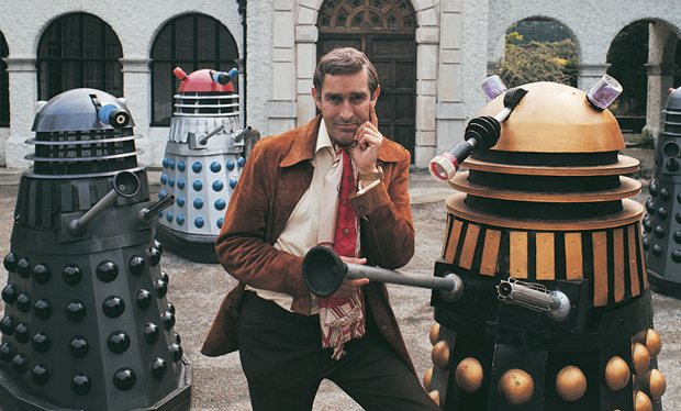Terry Nation, creator of the Daleks. (RadioTimes)