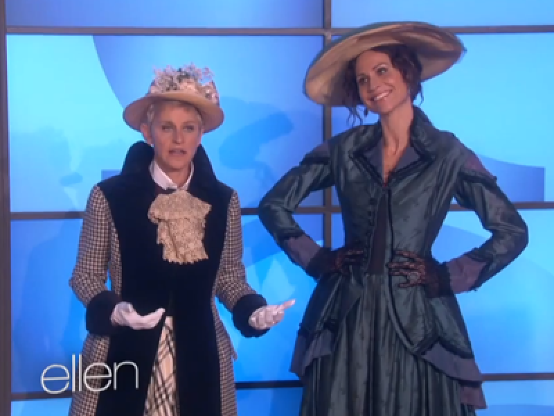 Minnie Driver, Ellen, Screen Shot
