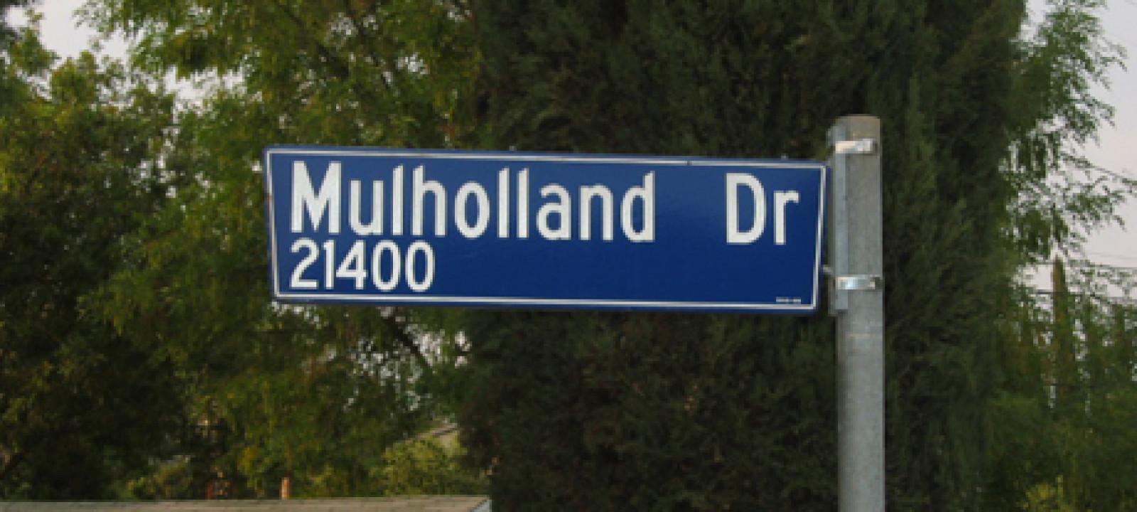 Mulholland Dr. Wiki