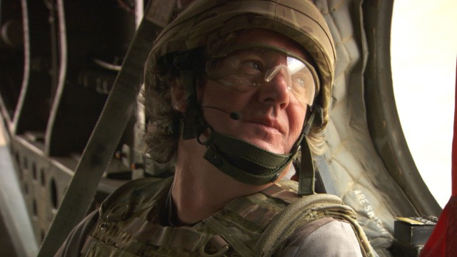 James May in Camp Bastion