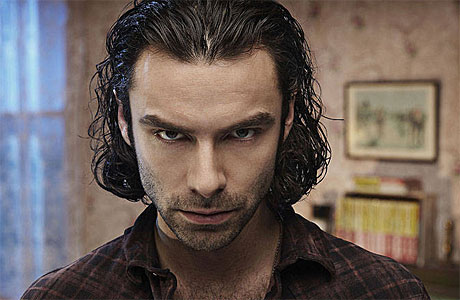 Aiden Turner in 'Being Human' (pic: BBC)