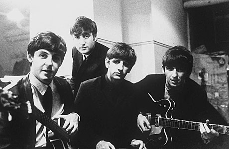 The Beatles (Sipa via AP Images)