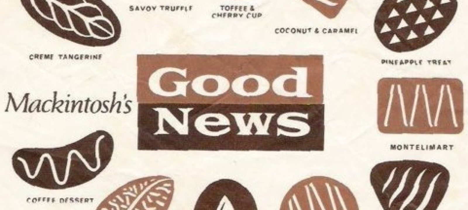 Good News chocolates