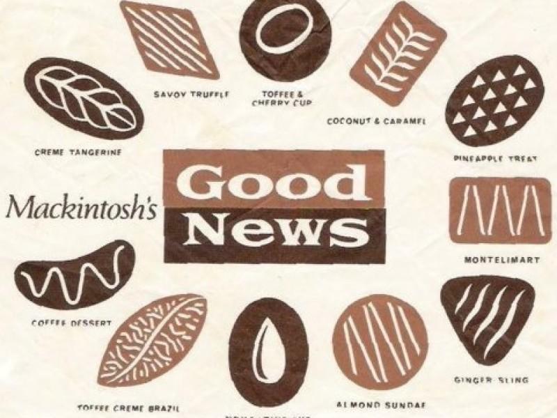 Good News chocolates