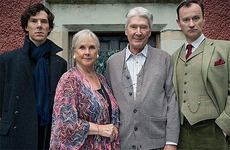 Sherlock: The Holmeses
