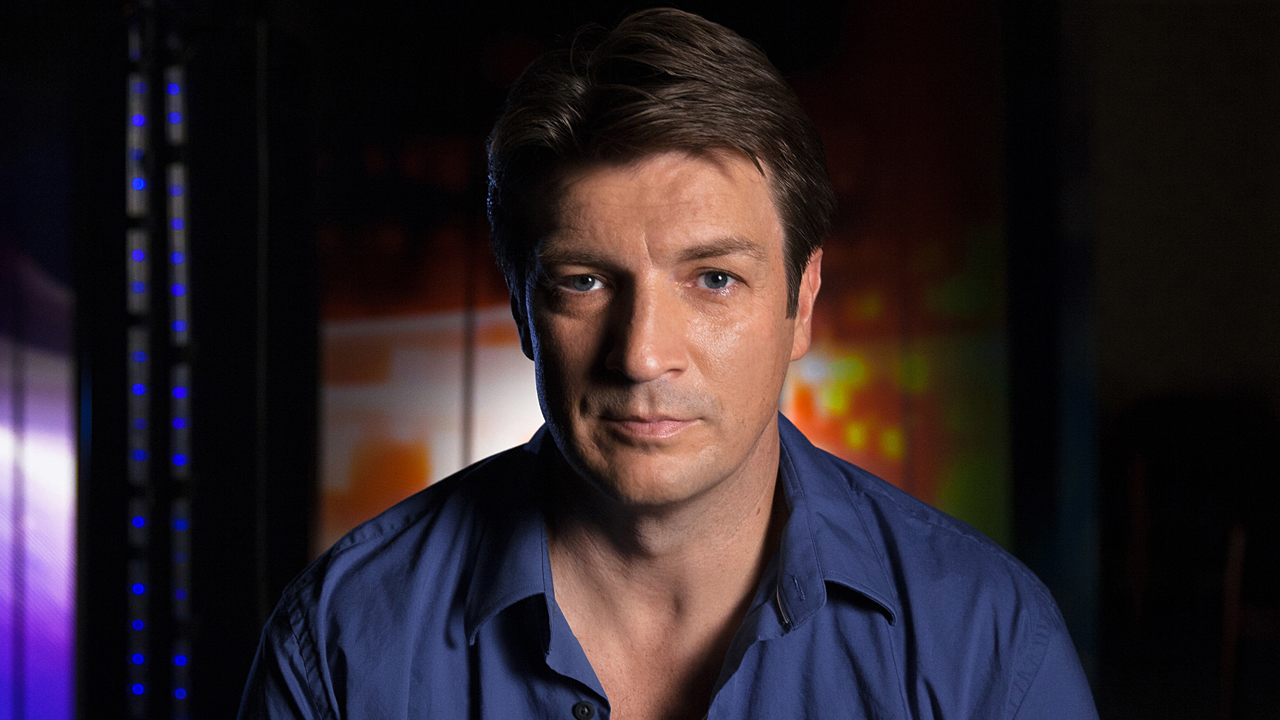 Nathan Fillion (actor, Firefly)
