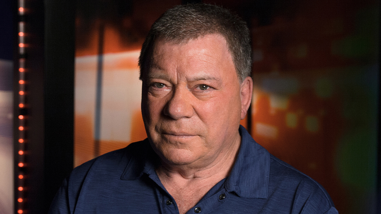 William Shatner (actor, Star Trek)