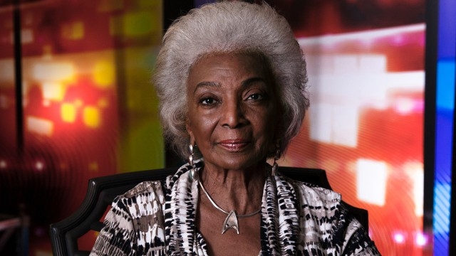 Nichelle Nichols (actor, Star Trek)