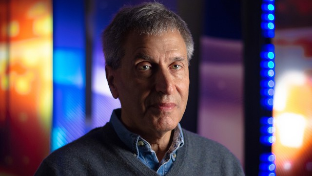 Nicholas Meyer (director, Star Trek: The Wrath of Khan)