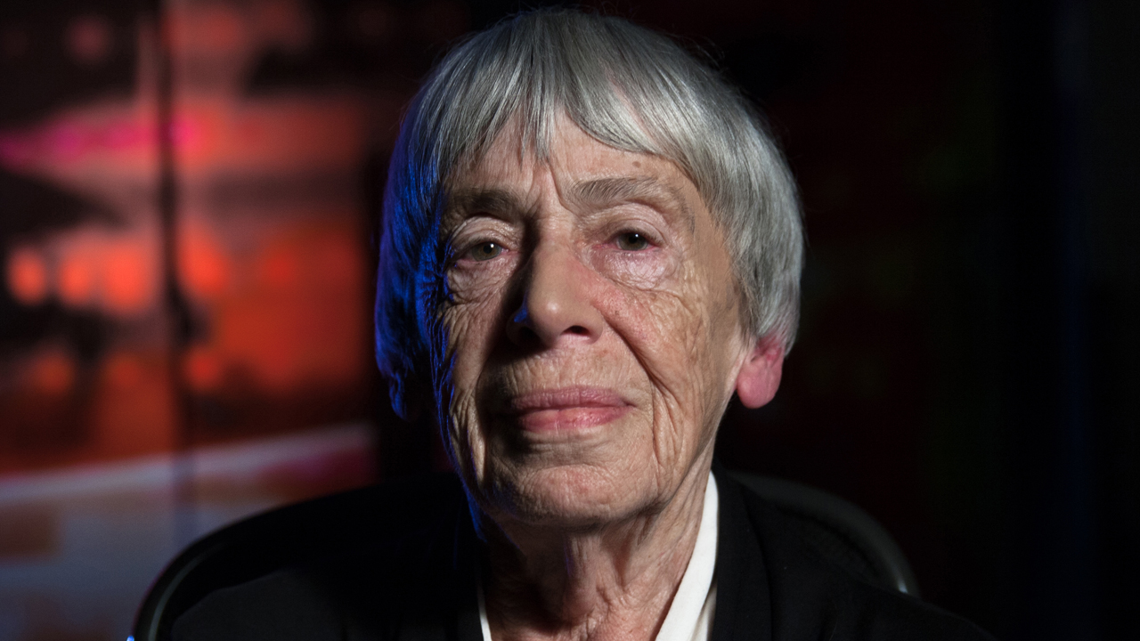Ursula K. Le Guin (writer, Left Hand of Darkness)