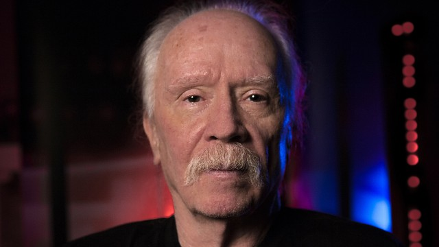 John Carpenter (director, The Thing, Dark Star)