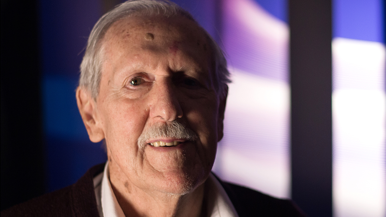 Brian Aldiss (author, Super Toys Last All Summer Long)