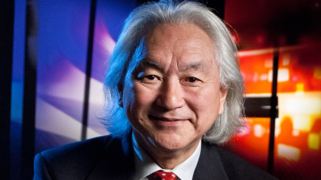 Michio Kaku (eminent scientist)