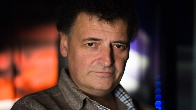 Steven Moffat (writer/showrunner, Doctor Who)