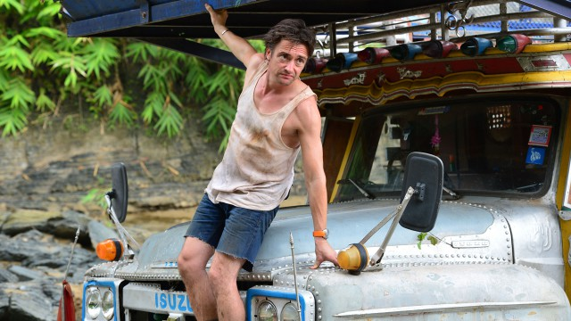 Richard Hammond on his Isuzu 'long nose' lorry