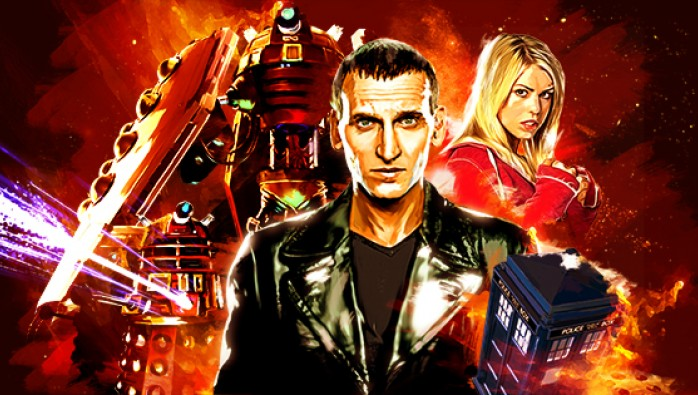 Ninth Doctor and Rose