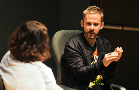 Dominic Monaghan at the L.A. Zoo and Botanical Gardens for the screening of the second season premiere of BBC AMERICA's 'Wild Things with Dominic Monaghan' (Photo: Ben Horton/Getty Images for BBC AMERICA)