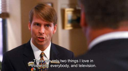 30 Rock's Kenneth is the ultimate optomist. (NBC)