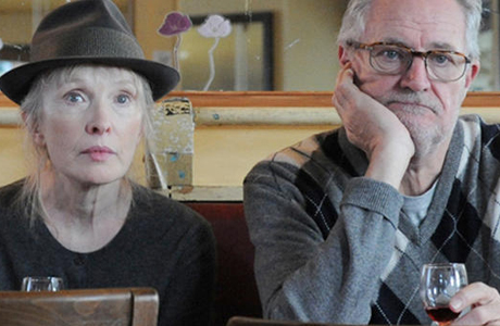 Lindsay Duncan plays Jim Broadbent's other half in Le Week-End. (XX)